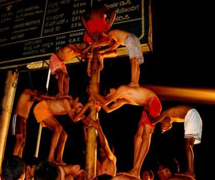 Celebrating festivals - Karwar Utsav & Shivaji Jayanti!