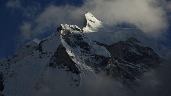 Kangtega Peak